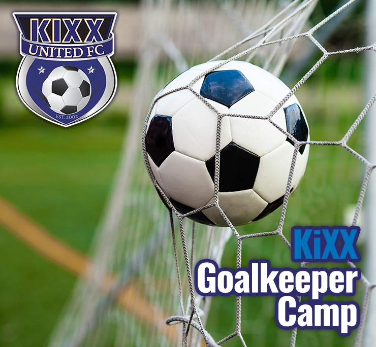 kixx goalkeeper camp image